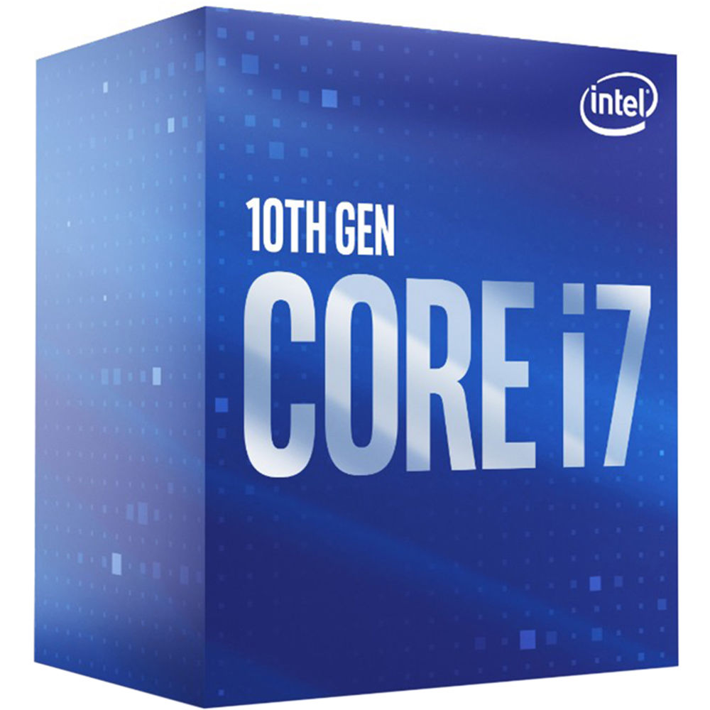 Intel Core i7 10700 2.9/4.8GHz, 8 Core, 16MB Cache, LGA1200