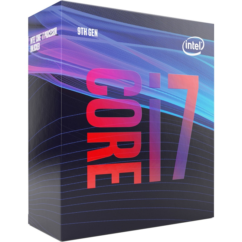 Intel Core i7 9700 3GHz, 8 Core, 12MB Cache, LGA1151 9th