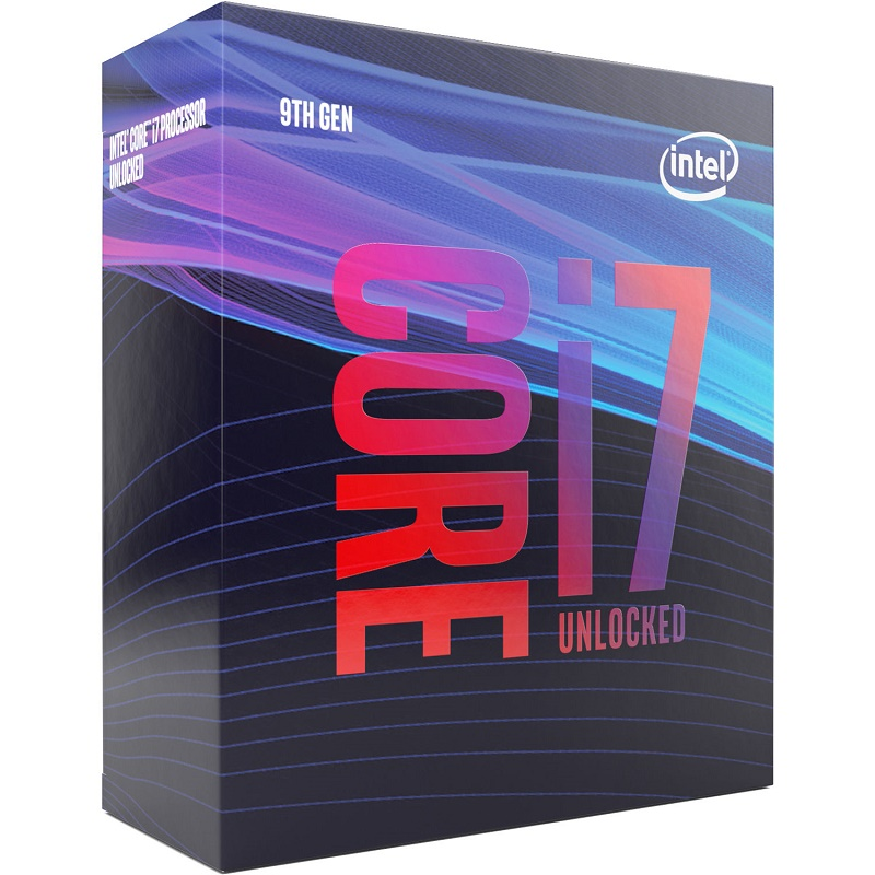 Intel Core i7-9700K 3.6GHz, 8 Core, 12M Cache, LGA1151 9th