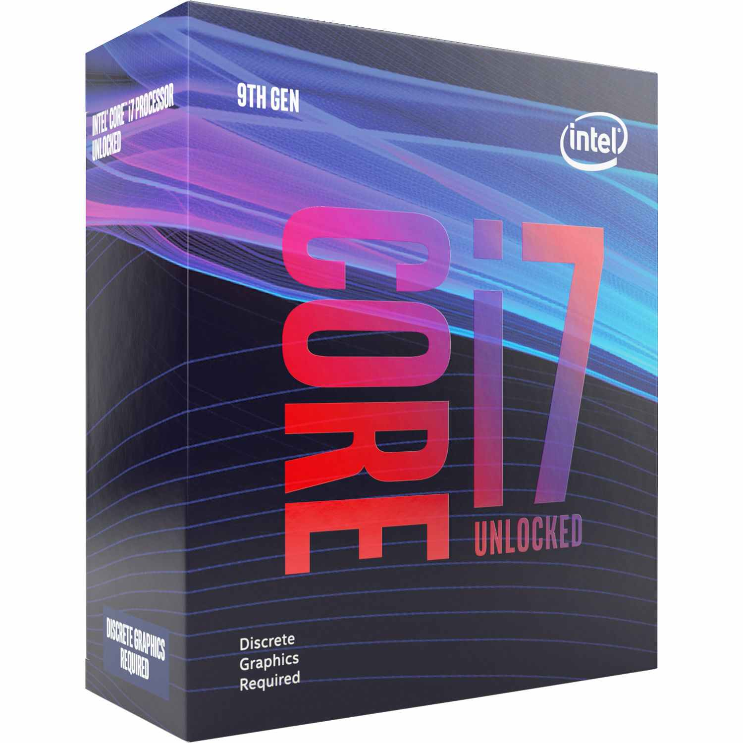 Intel Core i7-9700KF 3.6GHz, 8 Core, 12M Cache, LGA1151 9th
