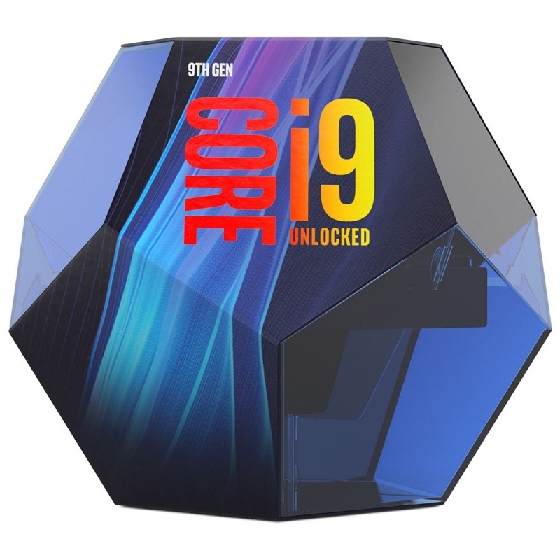 Intel Core i9-9900K 3.6Ghz, 8 Core, 16MB Cache, LGA1151 9th