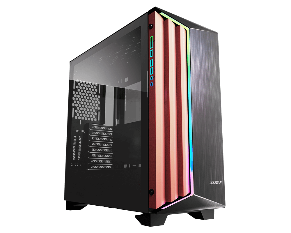Cougar DarkBlader-S RGB Tempered Glass Full Tower Case