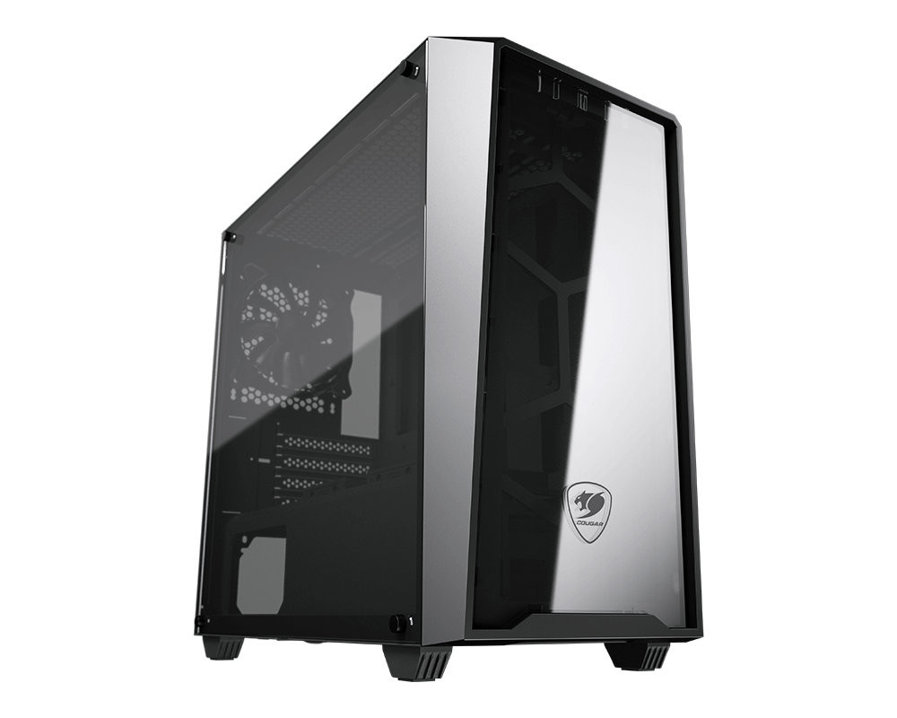 Cougar MG120-G Tempered Glass Mini Tower Case