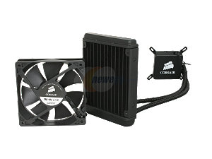 Corsair H60 High-performance CPU Cooler 2011/115x/AM3/AM2