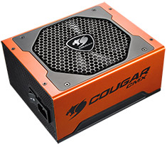 Cougar 850W CMX850 80Plus Bronze Modular Power Supply