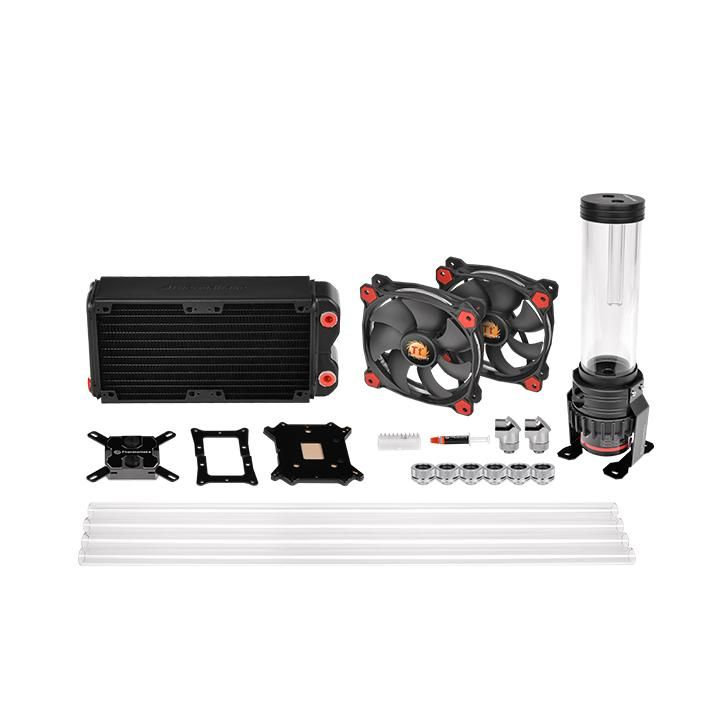 Thermaltake Pacific RL240 D5 Hard Tube Water Cooling Kit