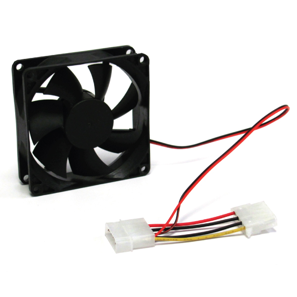 8cm (80mm) Case Fan For Computer Cases