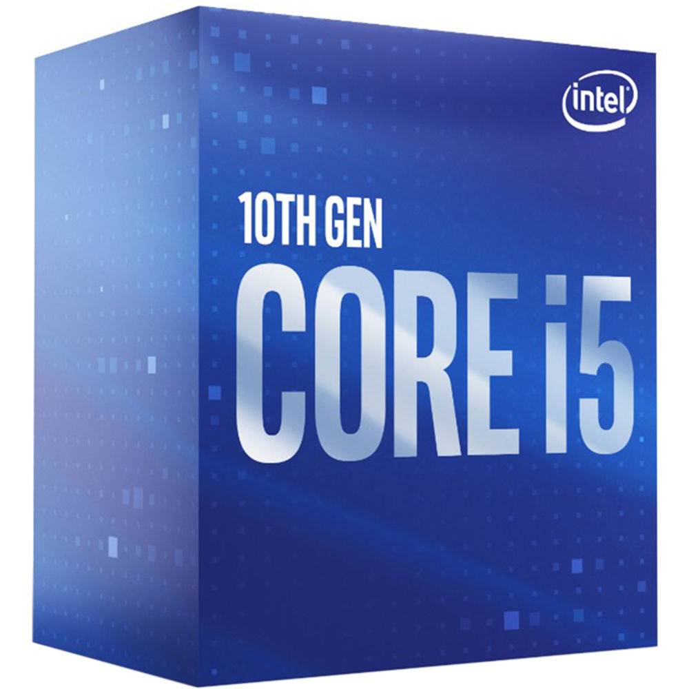 Intel Core i5 10400 2.9/4.3GHz, 6 Core, 12MB Cache, LGA1200