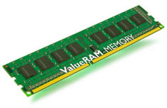 Kingston 4GB DDR3-1600 KVR16N11S8/4 Non-ECC CL11 UDIMM