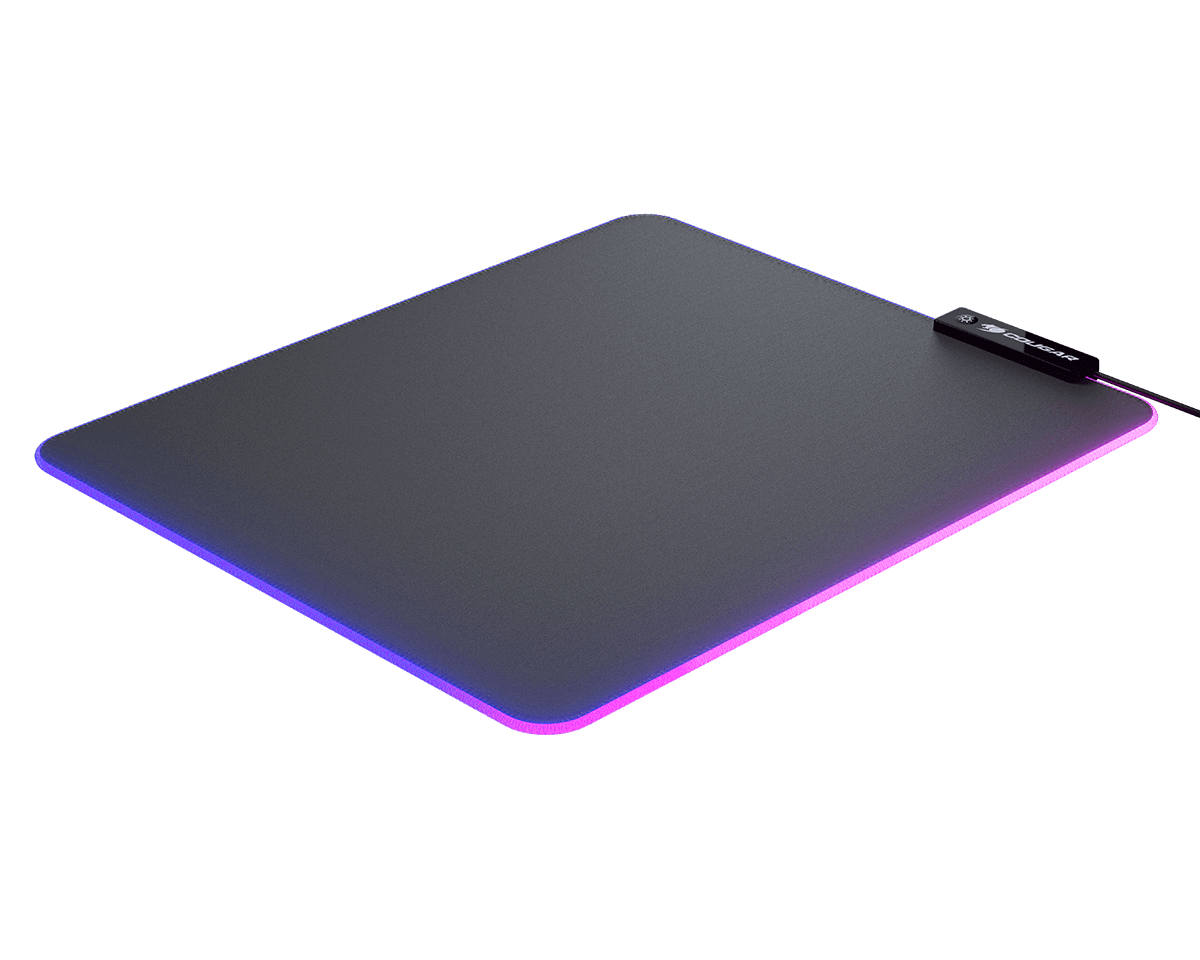 Cougar Neon RGB Gaming Mouse Pad 350x300x4mm