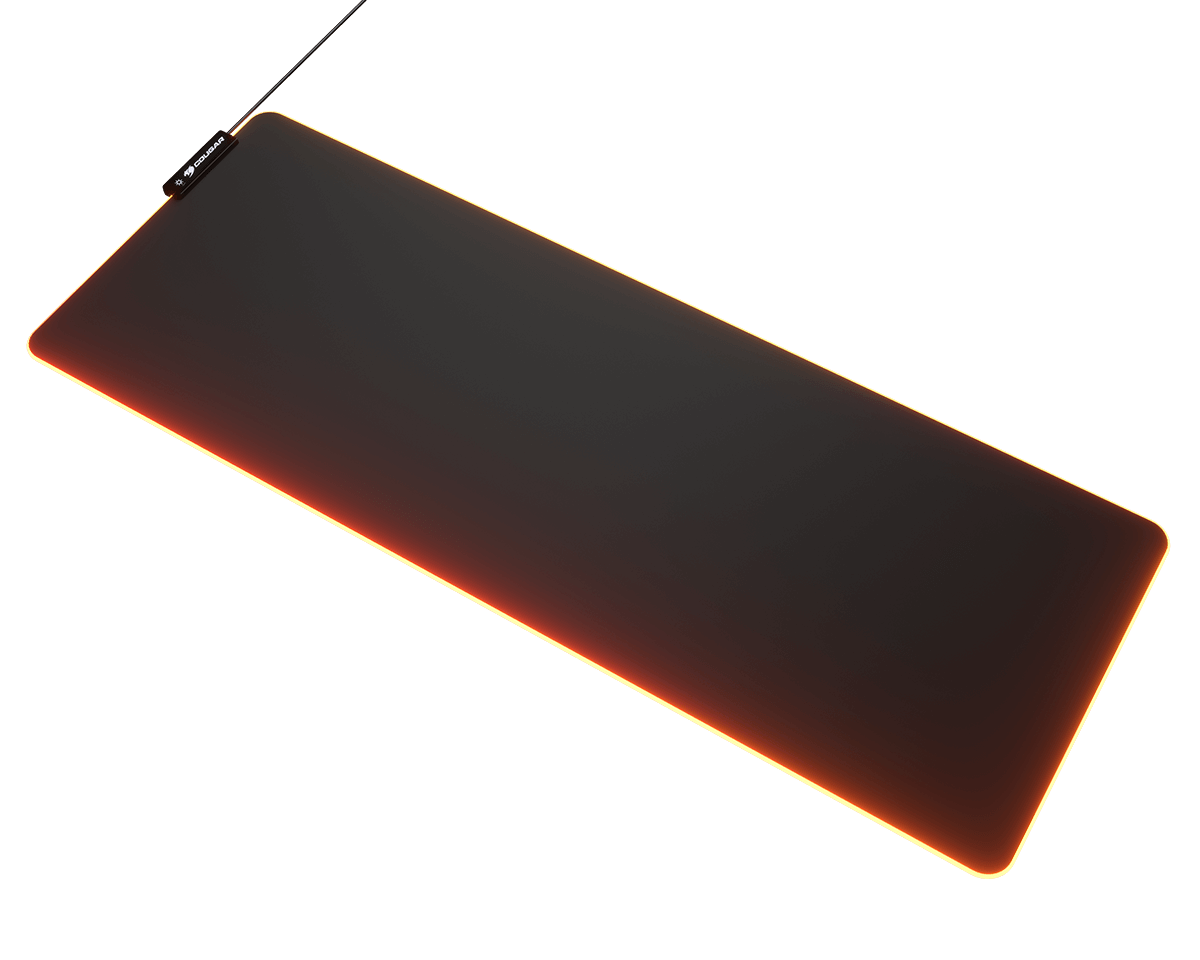 Cougar Neon X Extended RGB Gaming Mouse Pad 800x300x4mm