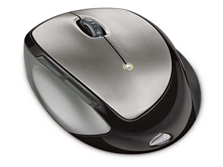 Microsoft Mobile Mouse 8000 2.4Ghz/Four-way Scoll/1GB Memory