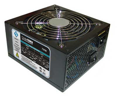 Cooler Power 550W 80Plus Power Supply